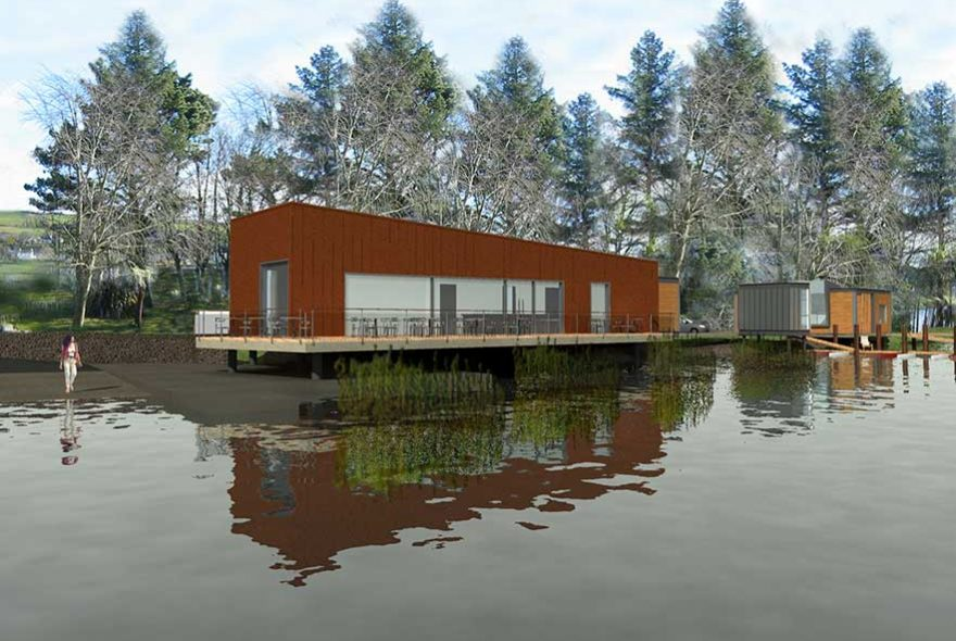 rosscarbery boat house